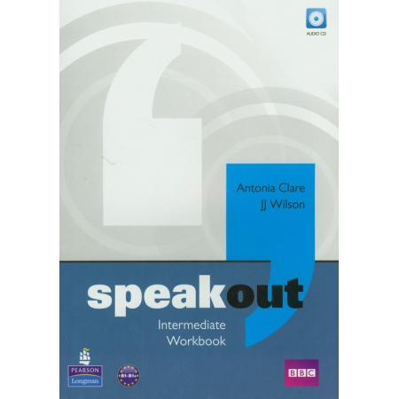 Speakout Intermediate WB + CD PEARSON