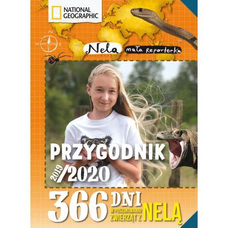 Przygodnik Neli 2019/2020. 366 dni w poszukiwaniu groźnych zwierząt z Nelą