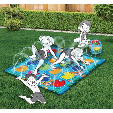 Banzai Żabi skok - gra w strugach wody