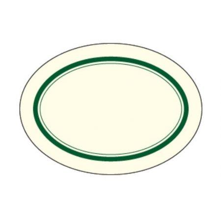Naklejki dekoracyjne ETK 054 Zielone 12szt ROSSI