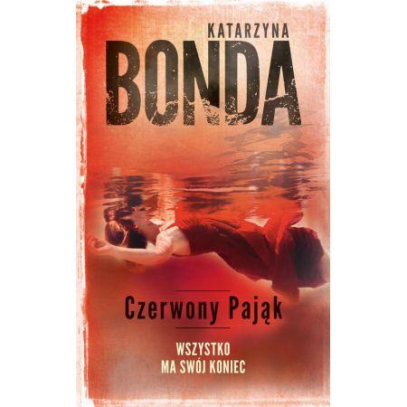 8ff8cd5abcc650 Czerwony Pająk (Katarzyna Bonda) książka w księgarni TaniaKsiazka.pl