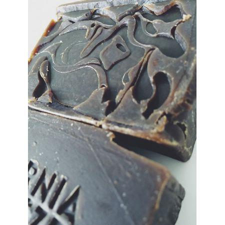 Mydło dziegciowe dla osób z problemami skórnymi 110g - Mydlarnia Cztery Szpaki