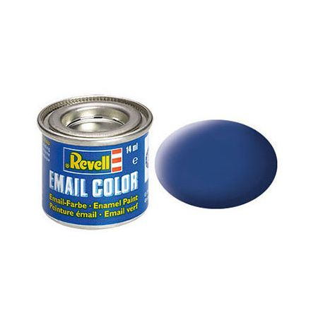 REVELL Email Color 56 Blue Mat 14ml