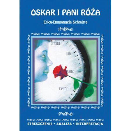 Oskar i pani Róża Erica-Emmanuela Schmitta