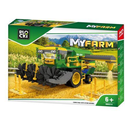 Klocki Blocki MyFarm 371 elementów KB0314