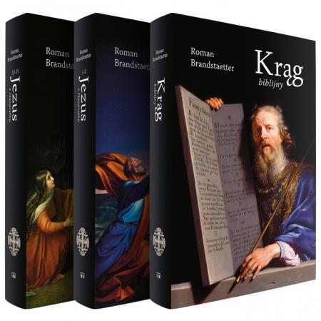 Pakiet: Jezus z Nazaretu T.1-2/Krąg biblijny