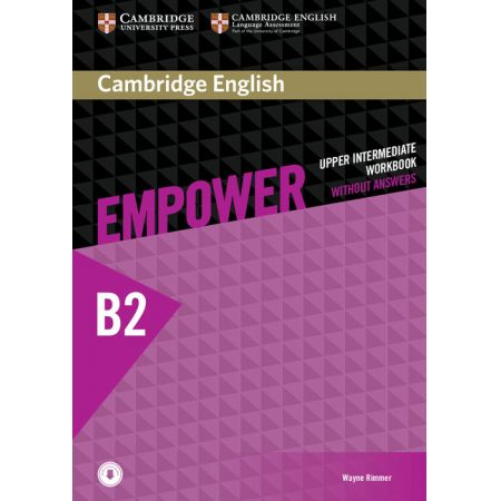 Cambridge English Empower Upper Intermediate 2. Workbook without answers with downloadable Audio