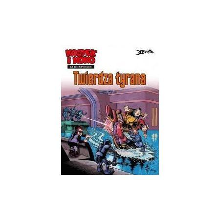 Kajtek i Koko w Kosmosie T.2 Twierdza tyrana