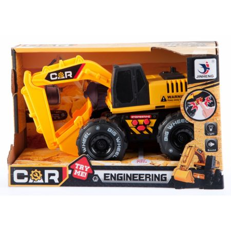 Auto budowlane Koparka MEGA CREATIVE 459295