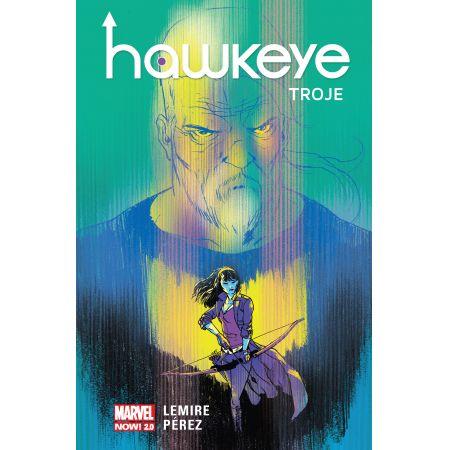 Hawkeye. Troje. Tom 2