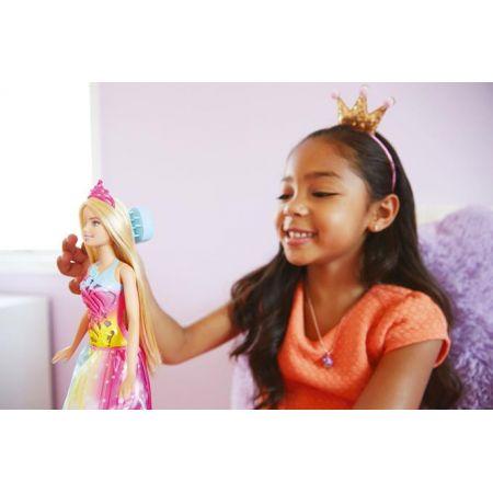 Barbie. Magiczne włosy księżniczki