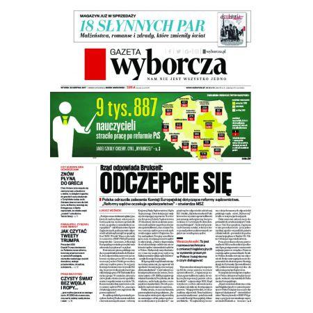 Gazeta Wyborcza - Katowice 200/2017