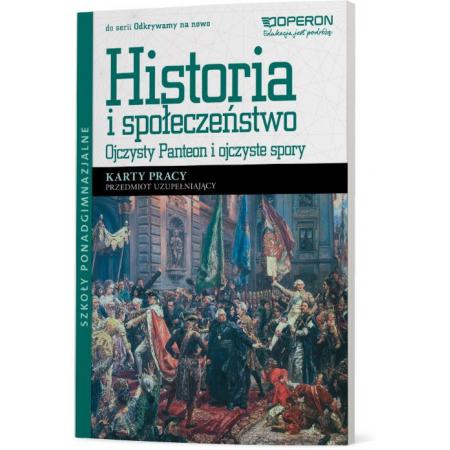 Historia LO Ojczysty Panteon i ojczyste KP OPERON