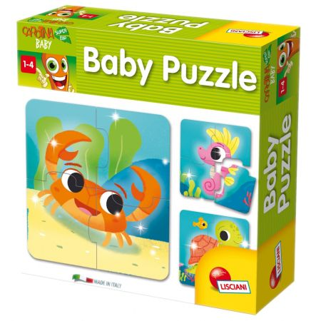 Carotina. Baby Puzzle