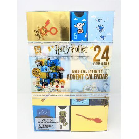 Harry Potter Magiczna nieskończoność kalendarz adwentowy