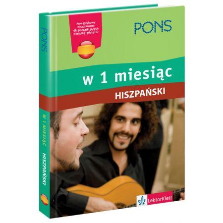 W 1 miesiąc - Hiszpański PONS