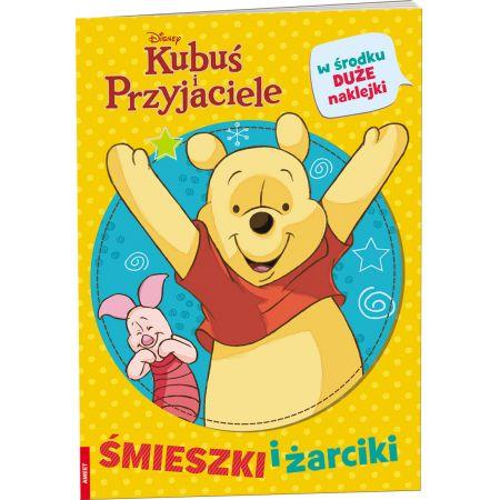 Kubuś i przyjaciele Śmieszki i żarciki STX-9109