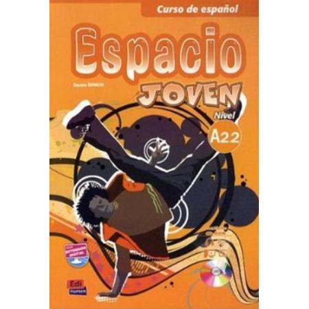 Espacio Joven A2.2 podręcznik +CD