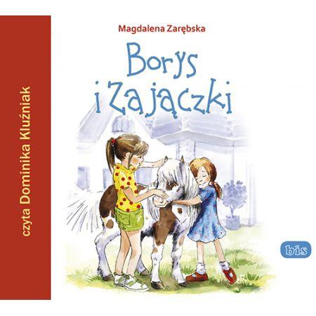 Borys i Zajączki audiobook