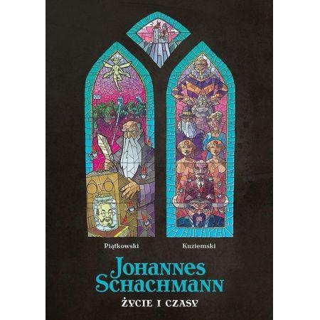 Johannes Schachmann. Życie i czasy.