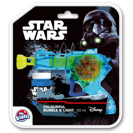 -My Bubble bańki mydlane pistolet Star Wars 50ml