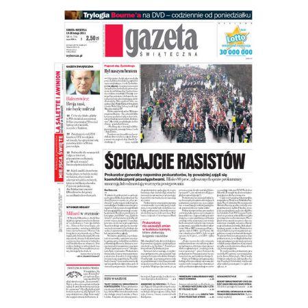 Gazeta Wyborcza - Łódź 41/2011