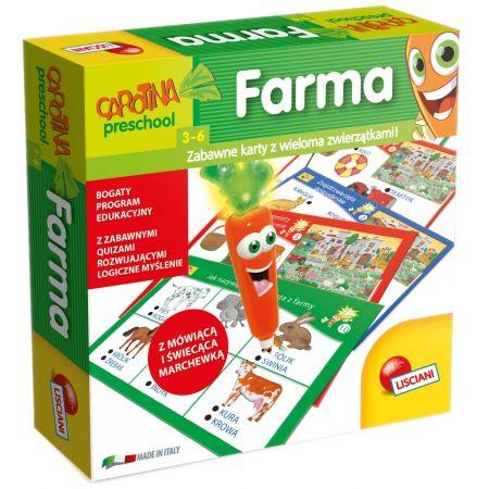 Gra dla najmłodszych. Farma