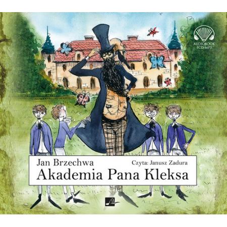 Akademia pana Kleksa audiobook