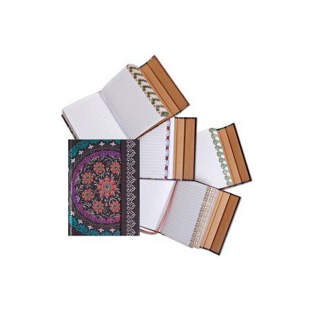 Notatnik ozdobny 0003-01 Indostan