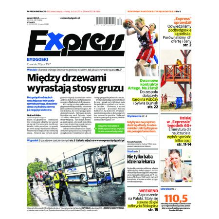 Express Bydgoski 173/2017