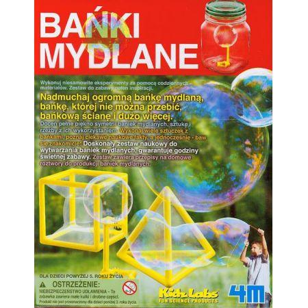 Bańki mydlane 4M