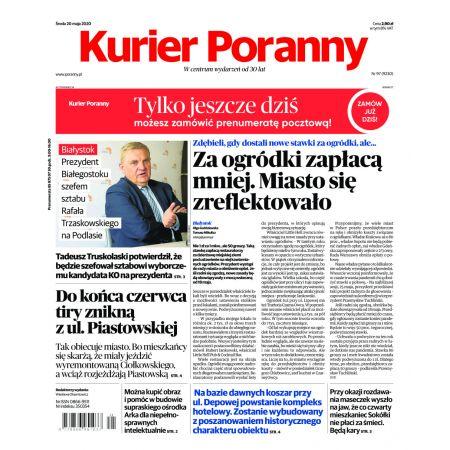 Kurier Poranny 97/2020