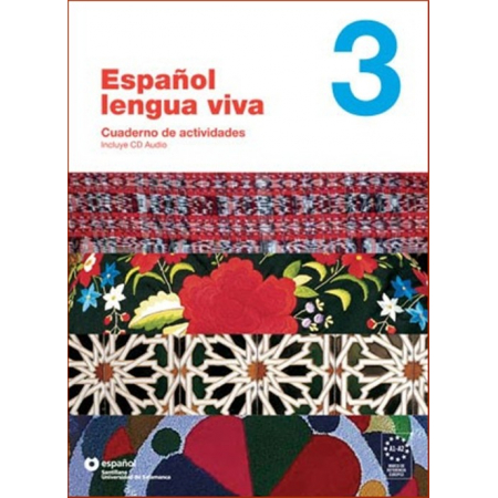 Espanol lengua viva 3 ćwiczenia + CD audio i CD ROM