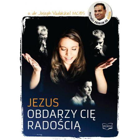 CD MP3 Jezus obdarzy cię radością