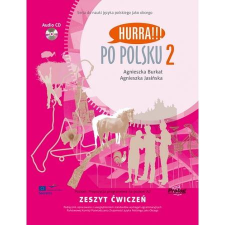 Po Polsku 2 - zeszyt ćwiczeń