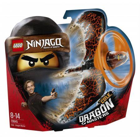 LEGO Ninjago. Cole Smoczy Mistrz 70645