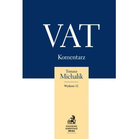 VAT Komentarz