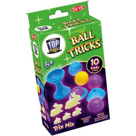 Trix Mix Kulki Sztuczki magiczne z piłeczkami