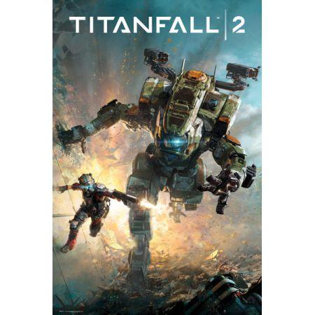 Titanfall 2 Cover - plakat