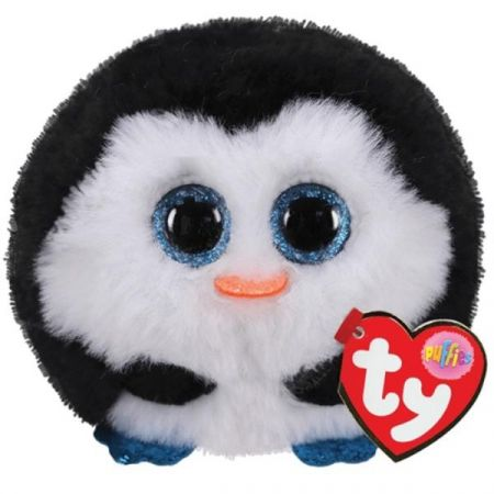 Maskotka TY PUFFIES Waddles pingwin 10cm 42510