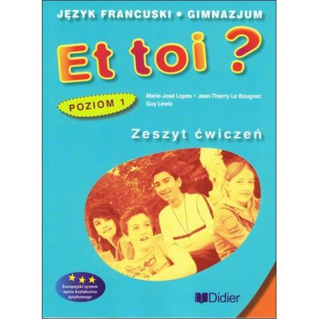 Et toi? 1 francuski ćw. DIDIER