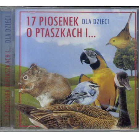 17 piosenek dla dzieci o ptaszkach i ...
