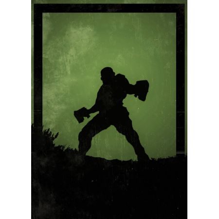 Dawn of Heroes - Doom Marine, DOOM - plakat