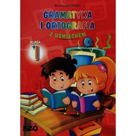 Gramatyka i ortografia z uśmiechem 1