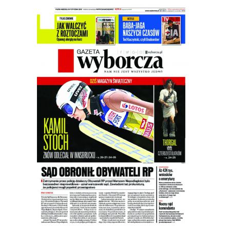Gazeta Wyborcza - Opole 4/2018