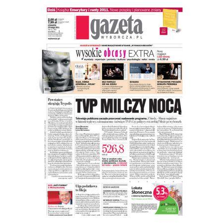 Gazeta Wyborcza - Poznań 45/2011