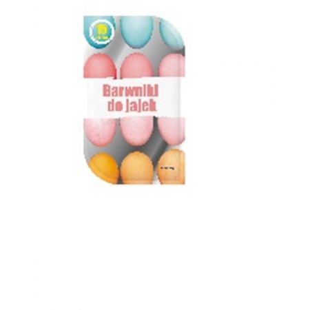 Barwnik do jajek pastel