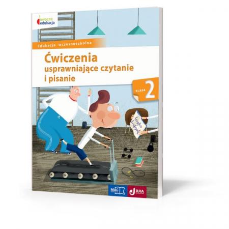 Owocna edukacja SP 2 Ćw. uspr. czytanie i pisanie