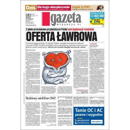 Gazeta Wyborcza - Kielce 213/2008