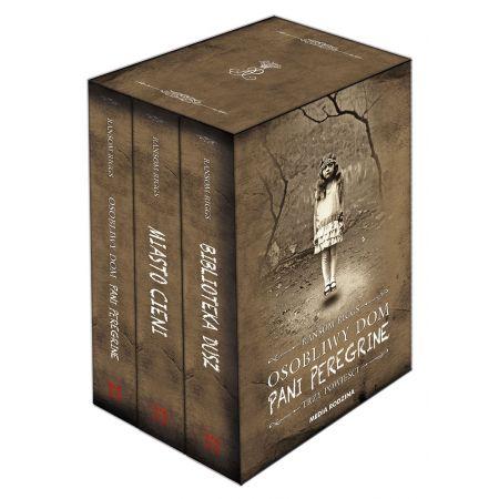 Osobliwy dom Pani Peregrine - pakiet